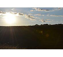 Field of Light Photographic Print