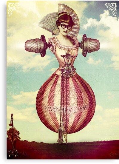 The Traveller by Sybille Sterk