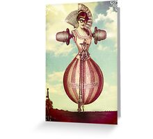 The Traveller Greeting Card