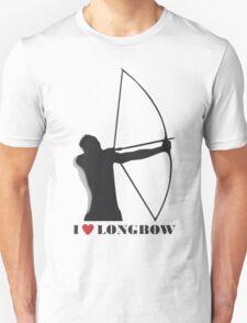 HEART LONGBOW Unisex T-Shirt
