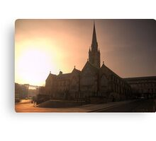 HDR Saint Mary's Cathedral Canvas Print