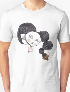 Two faced lady T-Shirt