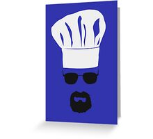 Heisenberg Cook Greeting Card