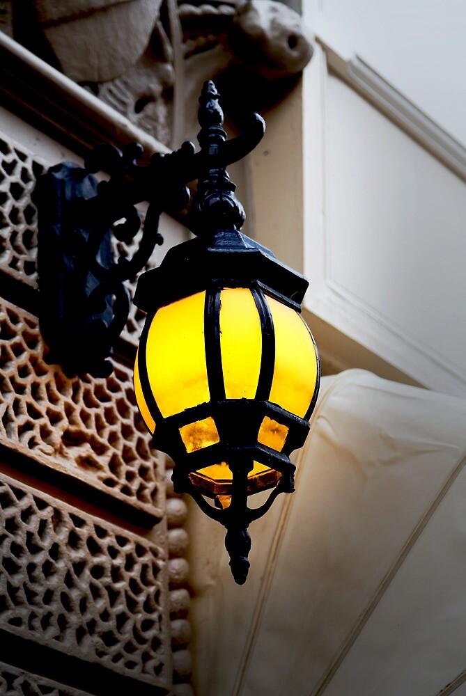lamp by jasminewang