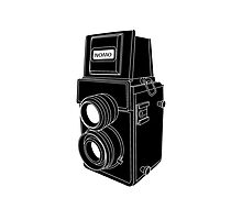 Lomo Lubitel by Rob Browne