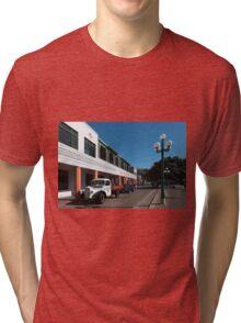 Napier, New Zealand Tri-blend T-Shirt