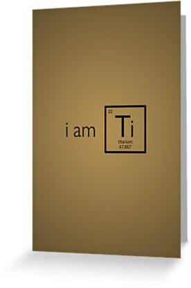I am Titanium by Loftworks