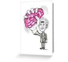 Brain Wave Greeting Card