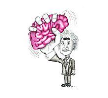 Brain Wave Photographic Print