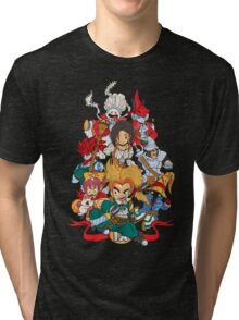 Fantasy Quest IX Tri-blend T-Shirt