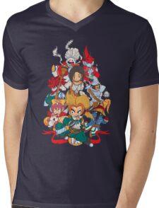 Fantasy Quest IX Mens V-Neck T-Shirt