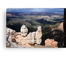 Bryce Canyon National Park,Utah Canvas Print