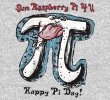Sum Raspberry Pi 4 U by MudgeStudios