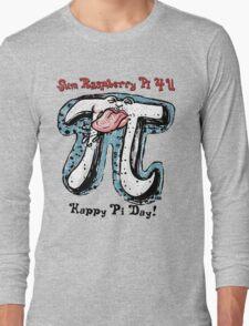 Sum Raspberry Pi 4 U Long Sleeve T-Shirt