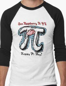 Sum Raspberry Pi 4 U Men's Baseball ¾ T-Shirt