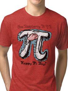 Sum Raspberry Pi 4 U Tri-blend T-Shirt