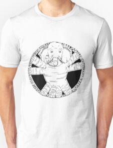 Vitruvian Elephant T-Shirt