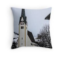 Abtenau, Austria Throw Pillow