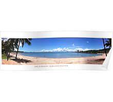 Airlie Beach - Panorama Poster