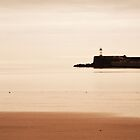 Faded Lighthouse by jamesdt