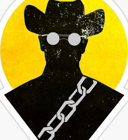 Django Sticker