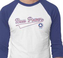 Bassball Style Men's Baseball ¾ T-Shirt