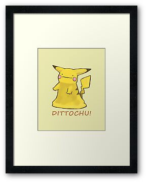 Dittochu! by Earth-Gnome