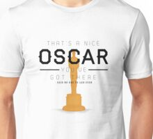No Oscar for Leo Unisex T-Shirt