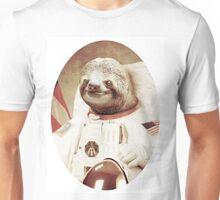 slothstronaut Unisex T-Shirt