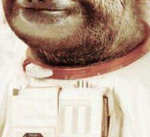 slothstronaut Sticker