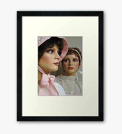You're Just A Doll #6 Framed Print