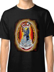 Wedding De Los Muertos Classic T-Shirt