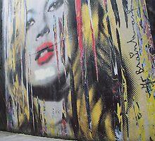 Streetart by E underscore A