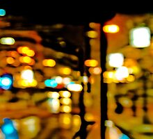 What the Bus Driver Sees at Night by Mark Jackson