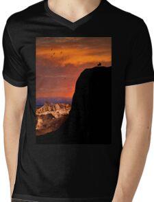 Zabriskie Point .2 Mens V-Neck T-Shirt