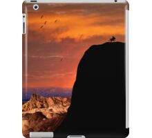 Zabriskie Point .2 iPad Case/Skin