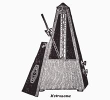 Metronome circa 1920s by CircaWhat