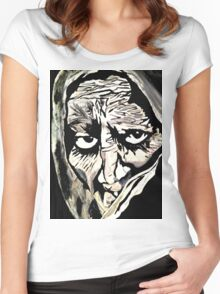 The Better To See You With My Dear Women's Fitted Scoop T-Shirt