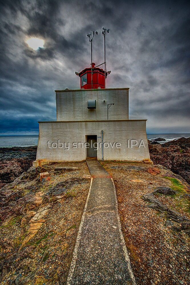The Amphitrite Lighthouse by toby snelgrove  IPA