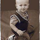 Skinhead boy by JudithBillinger