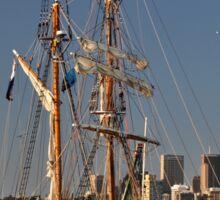 Windeward Bound @ Darling Harbour, Sydney, Australia 2013 Sticker