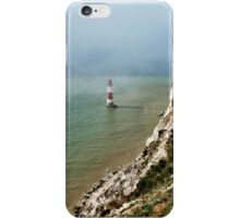 Beachy Head Lighthouse, East Sussex iPhone Case/Skin