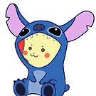 Pika Stitch by LilooCola
