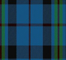 00692 Notre Dame Marching Guard Tartan Fabric Print Iphone Case by Detnecs2013