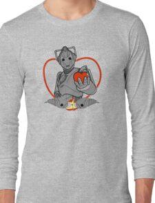 An apple a day keeps the doctor away Long Sleeve T-Shirt