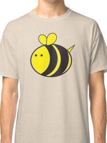 Cute little bumble fat bee Classic T-Shirt