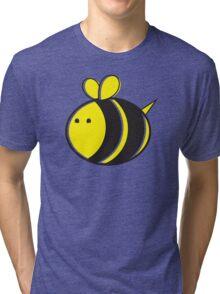 Cute little bumble fat bee Tri-blend T-Shirt