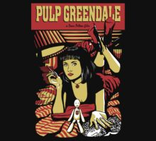 Pulp Greendale by ShayLeiArt