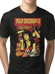 Pulp Greendale Tri-blend T-Shirt