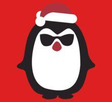 Santa penguin Kids Clothes